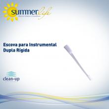 Escova para Instrumental Dupla Rígida
