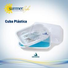Cuba Plástica para Imersão