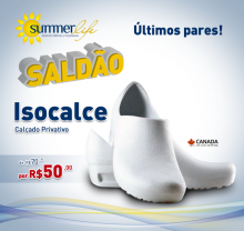 Isocalce - Branco