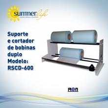 Suporte e cortador de Bobinas Duplo RSCD-600