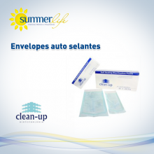 Envelopes Autosselantes - Clean UP