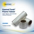 Cipamed Plasma Tyvek 75g/m2 + filme laminado Poliéster/Polietileno -Tubular