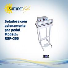 Seladora com Acionamento por Pedal RSP-350