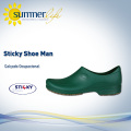 Sticky Shoe Man Verde Escuro