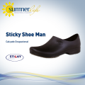 Sticky Shoe Man Preto