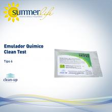 Emulador Químico - Clean Test - Tipo 6
