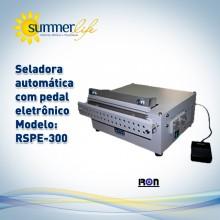 Seladora Automática com Pedal Eletrônico RSPE-300