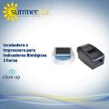 Incubadora e Impressora para Indicadores Biológicos - 3 horas