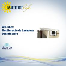 WD-Chex Monitoração da Lavadora Desinfectora