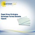 Papel Grau Cirúrgico - Envelope Termo Selante Cipack