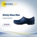 Sticky Shoe Man Azul Marinho