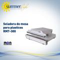 Seladora de mesa para plasticos RMT-300