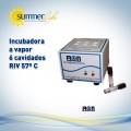Incubadora a Vapor 06 Cavidades RIV 57º C